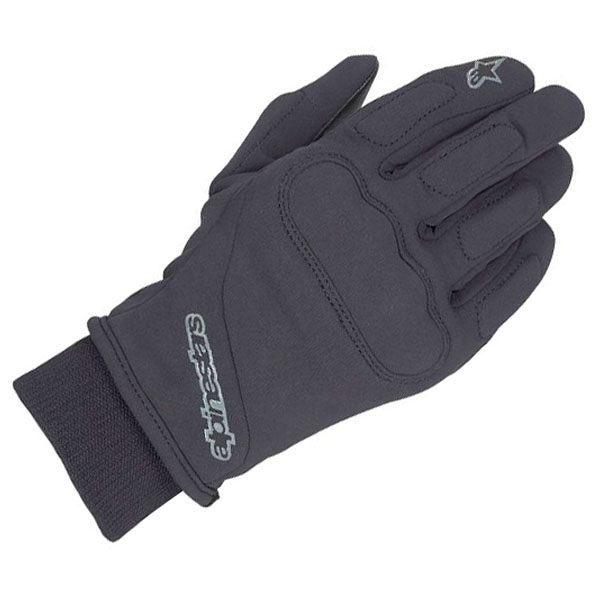Alpinestars C-1 Windstopper Ladies Gloves - Black