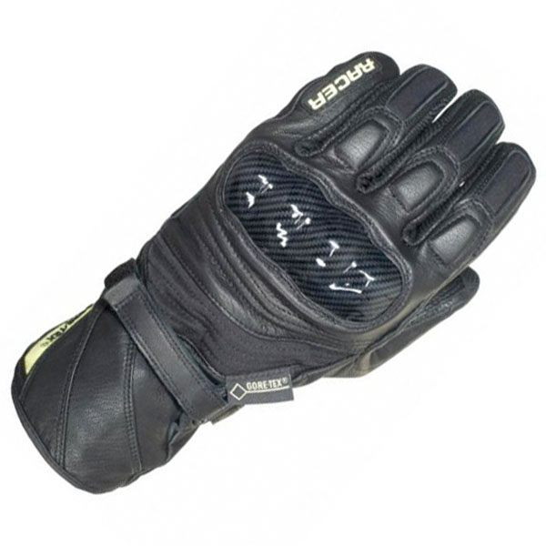 Racer Stratos 2 Gore-Tex Gloves - Black