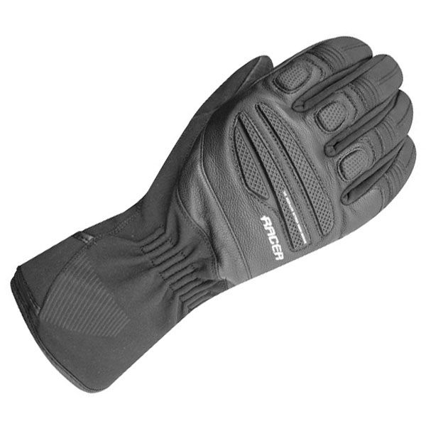 Racer Tazer Gloves - Black