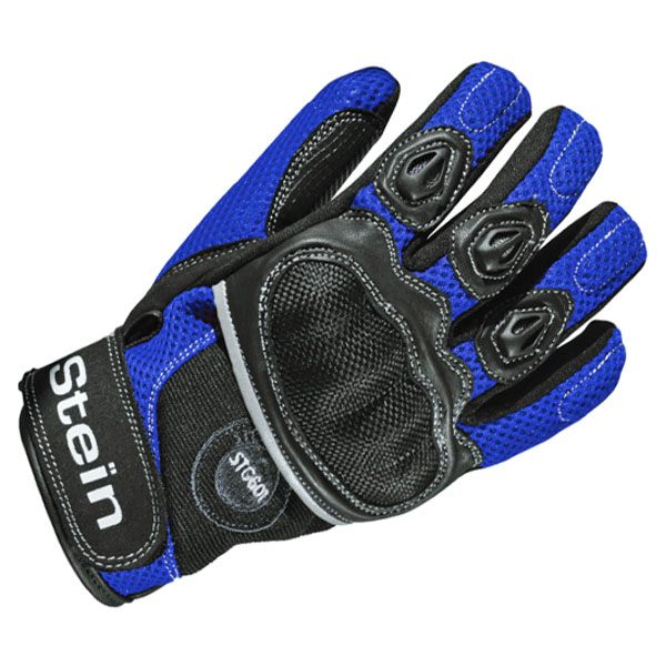 Stein STG601 Gloves Mens - Black/Blue
