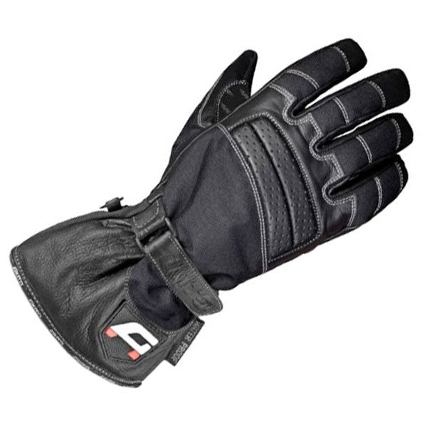 Akito Metro Waterproof Gloves - Black
