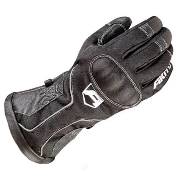 Akito Station Waterproof Gloves - Black