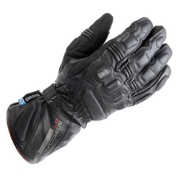 Oxford Voyager GM103 Gloves - Black