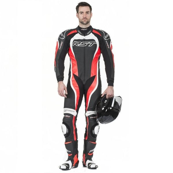RST Tractech Evo 2 1415 Suit - Fluo Red