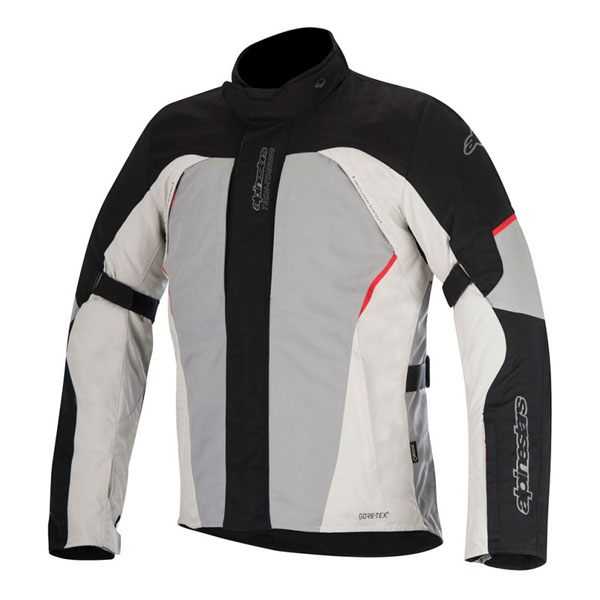 Alpinestars Ares Gore-Tex Jacket - Black/Grey/Red