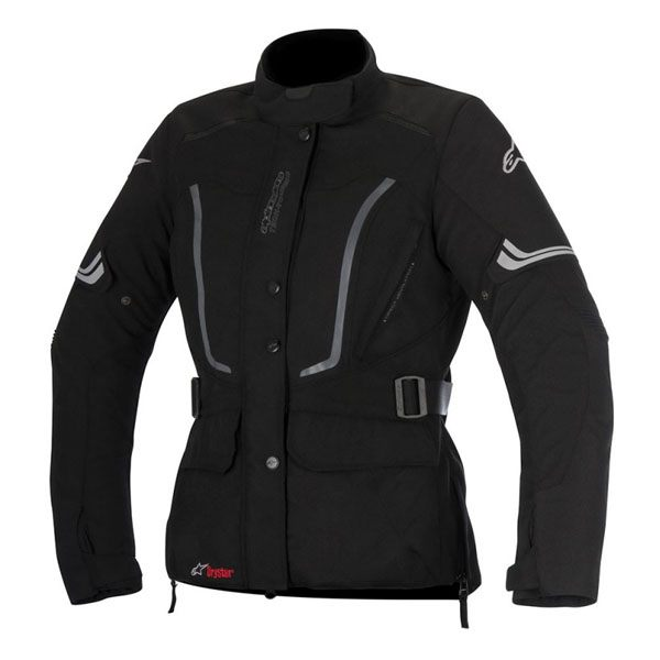 Alpinestars Vence Drystar Jacket Ladies - Black