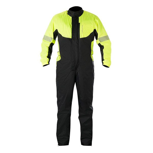 Alpinestars Hurricane Rain Suit - Fluo Yellow/Black