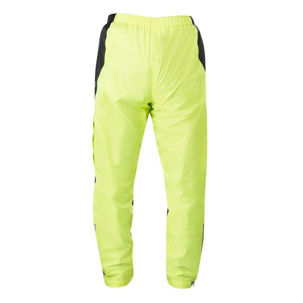 Alpinestars Hurricane Rain Trousers - Fluo Yellow/Black