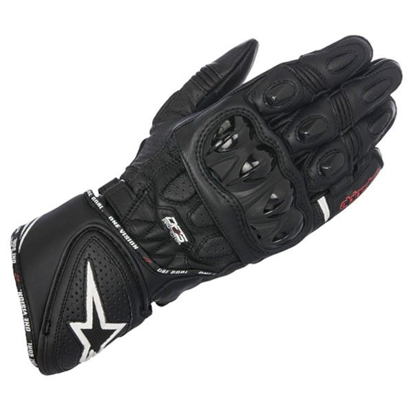 Alpinestars GP Plus R Leather Gloves - Black