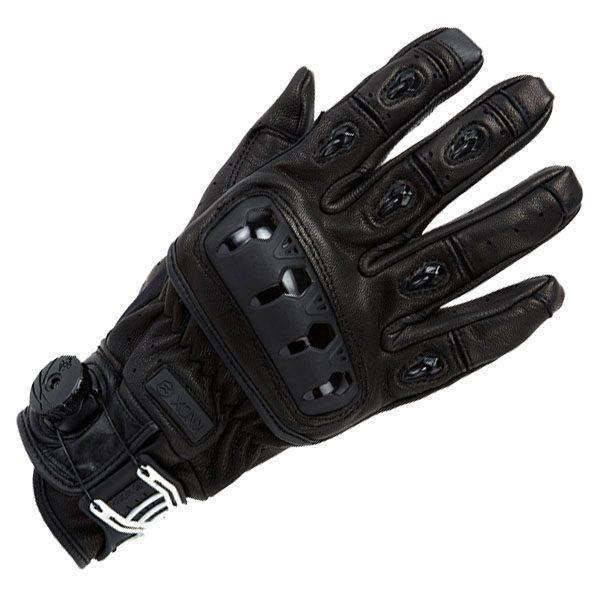Knox Orsa MKII  Leather Gloves - Black
