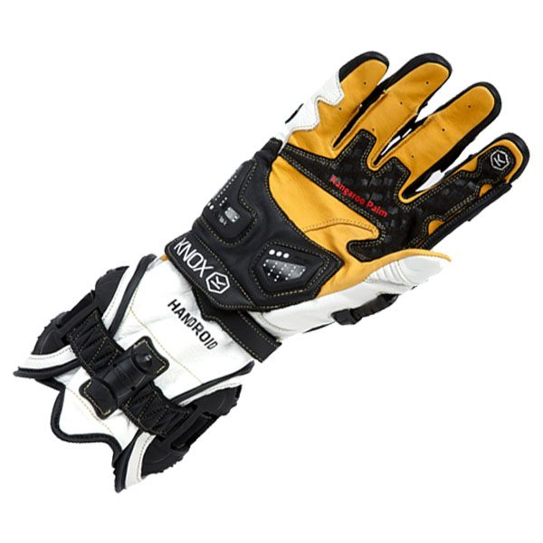 Knox Handroid - Gloves Black/White