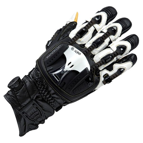 Knox Handroid POD Gloves - Black/White