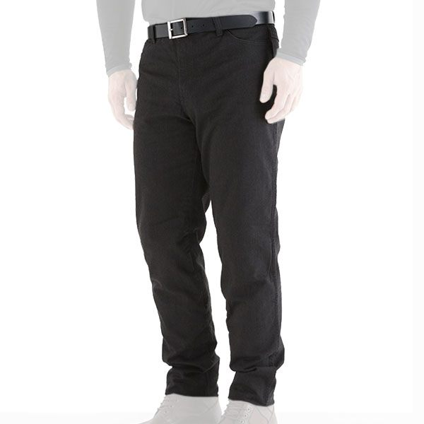 * Knox Richmond Kevlar Mens Jeans - Black