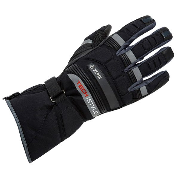 Knox Techstyle Gloves - Black