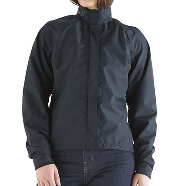 Knox Zephyr Waterproof Ladies Over Jacket - Black