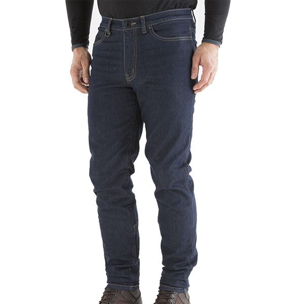 Knox Spencer Water Resistant Kevlar Mens Jeans - Blue