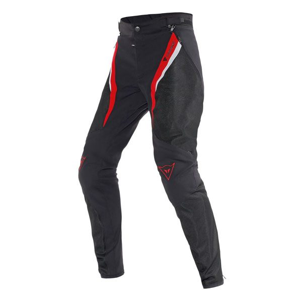 Dainese Drake Super Air Trousers - Black/Red/White