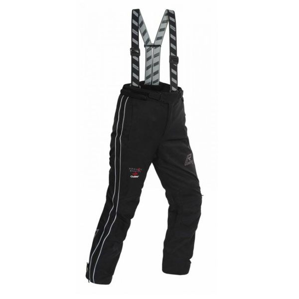 Rukka Suki Ladies Trousers - Black/Silver