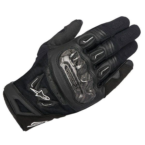 Alpinestars SMX-2 Air Carbon V2 Gloves -Black