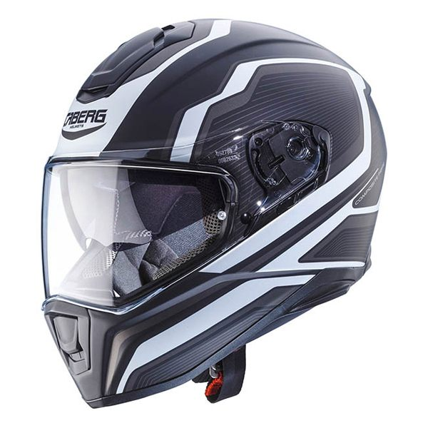 Caberg Drift - Flux Matt Black/Anthracite