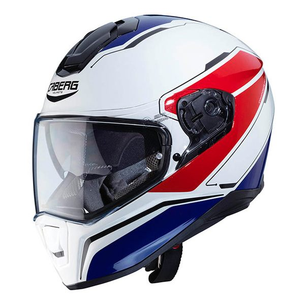 Caberg Drift - White/Red/Blue