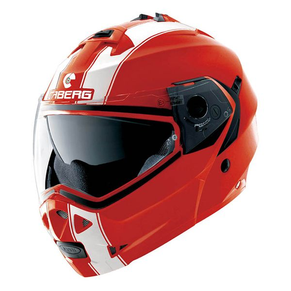 Caberg Duke - Legend Red/White