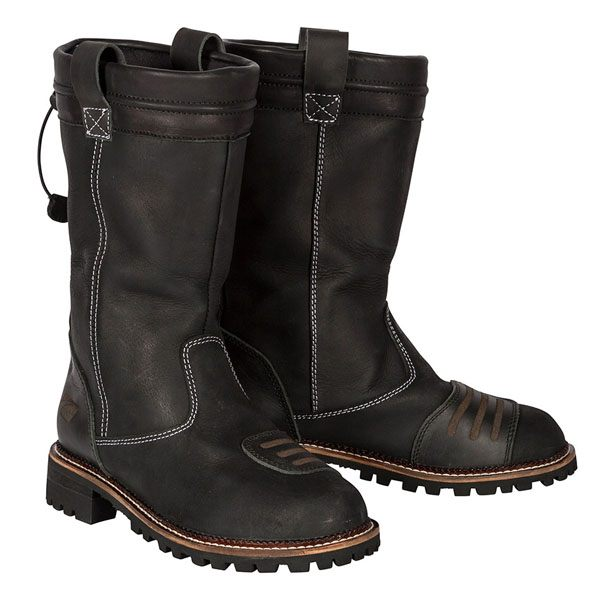 Spada Pallas Waterproof Ladies Boots - Black