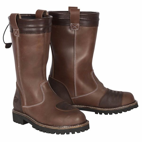 Spada Pallas Waterproof Ladies Boots - Brown