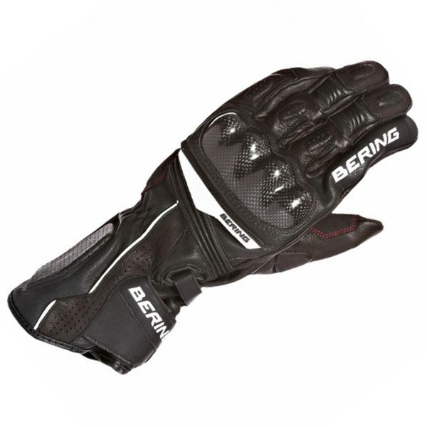 Bering Bolt Gloves - Black