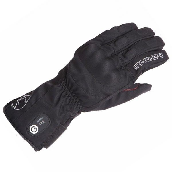 Bering Vesuvio Heated Gloves - Black
