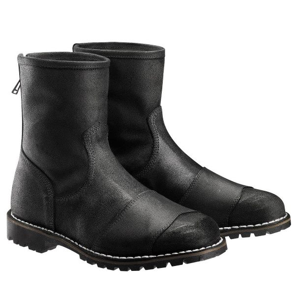 Belstaff Whitwood Short Boot - Black