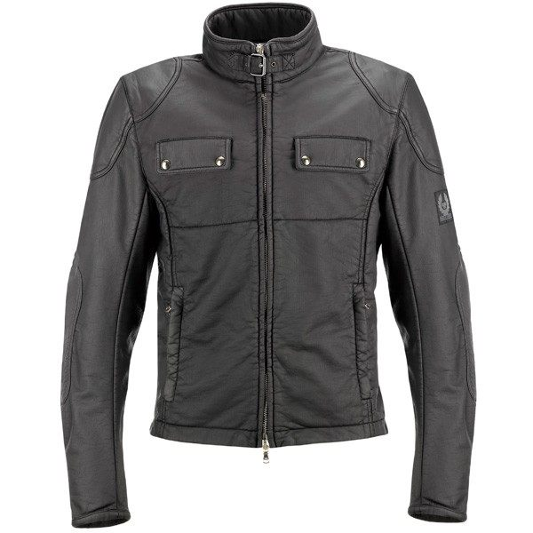 Belstaff Glen Duff Racer Jacket - Black