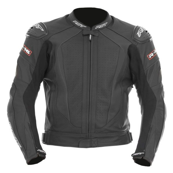 RST R-16 - Leather Jacket (Black)