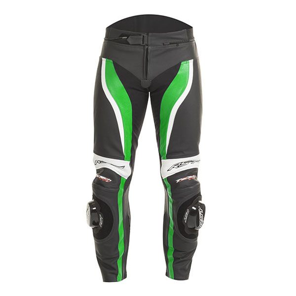 RST Tractech Evo 2 Leather Jeans - Green