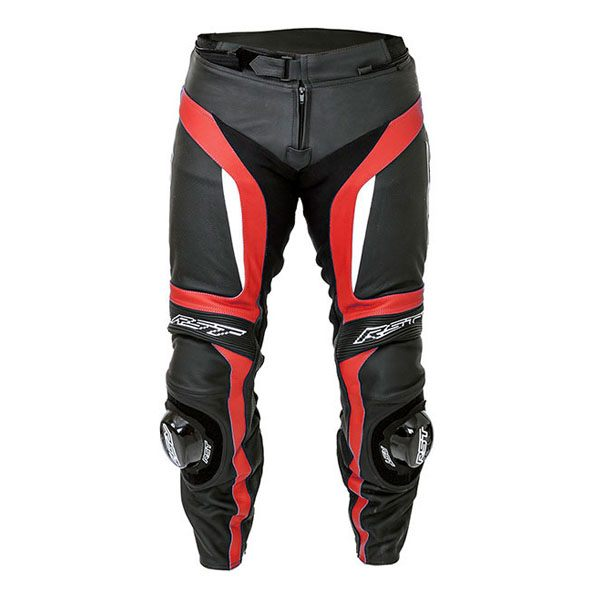 RST Blade 2 Leather Jeans - Red