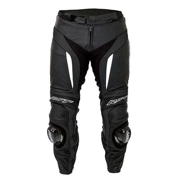 RST - Blade II Leather Jeans (Black/White)