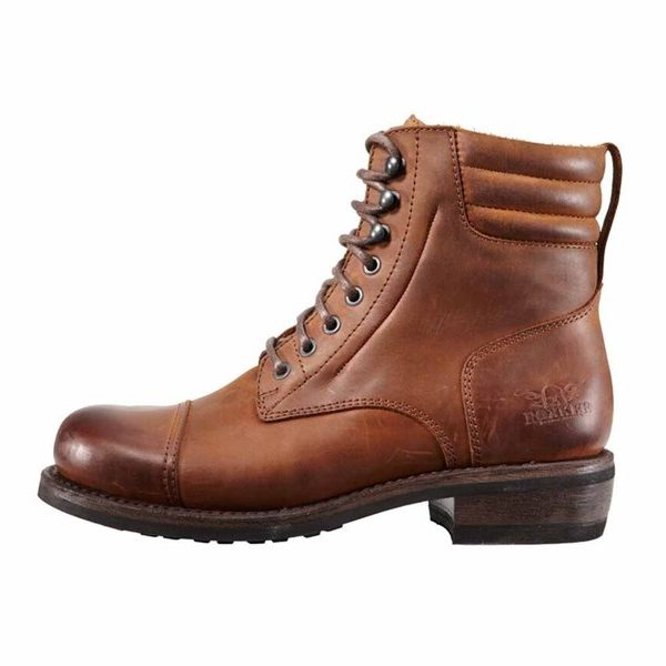 Rokker Urban Racer Boot - Brown