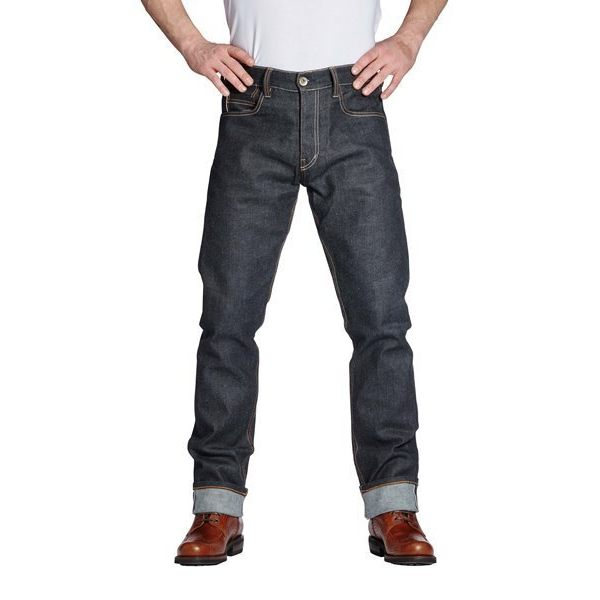 Rokker Iron Selvage Jeans - Blue