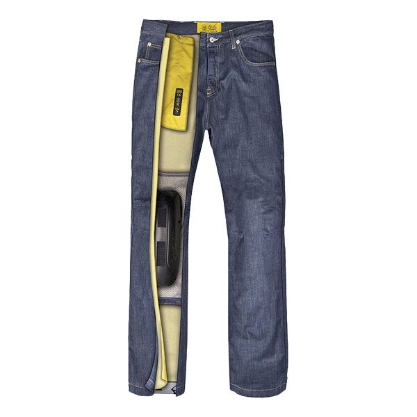 Spidi J&K Stretch Jeans - Blue Stone