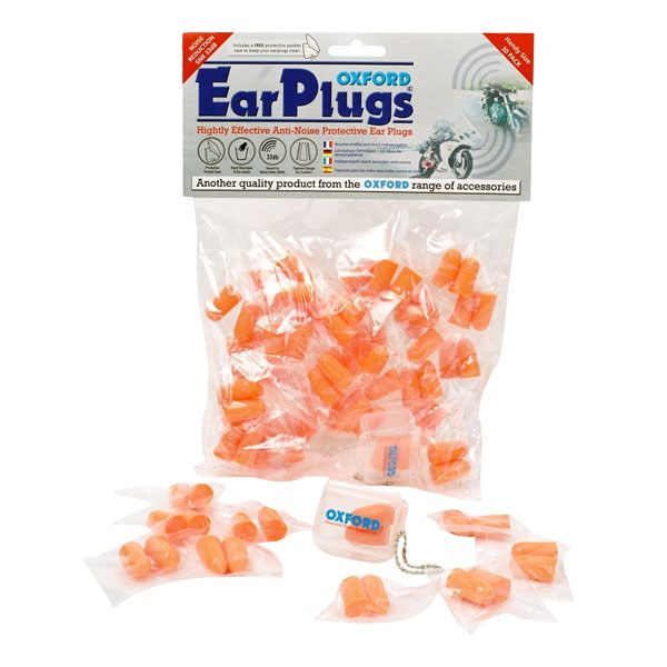 Oxford 30 Pack Earplugs
