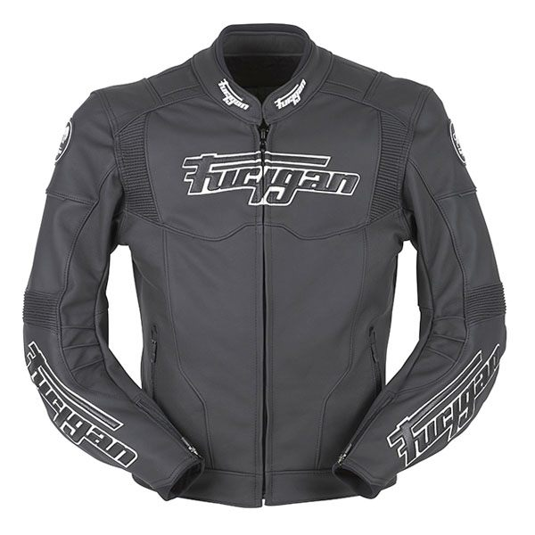Furygan Brutale Evo 3 Jacket - Black/White