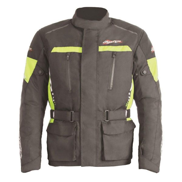 RST Tour Master 2 Jacket - Fluo Yellow