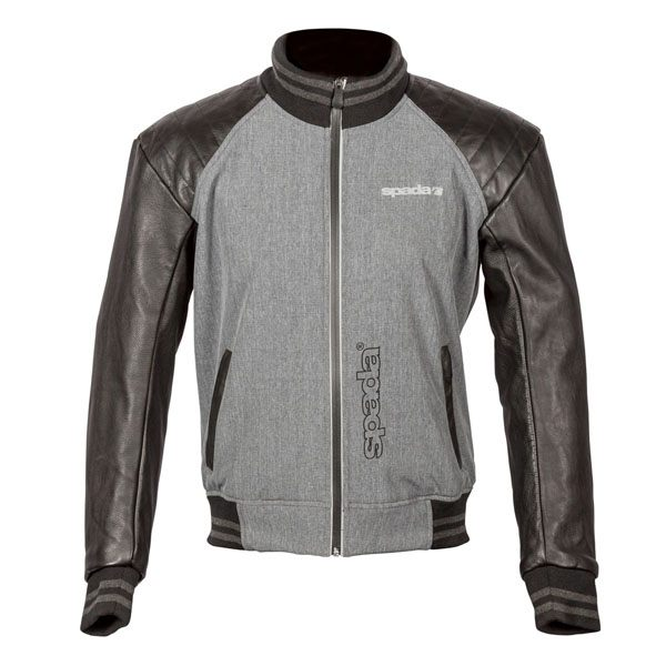 Spada Campus Yale Textile/Leather Mens Jacket