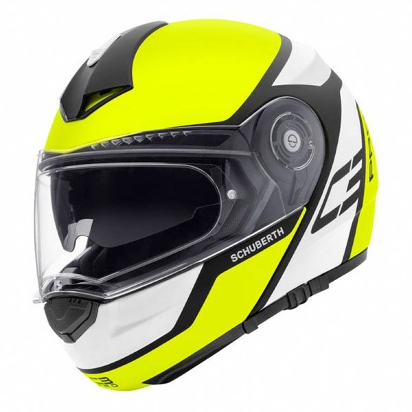 Schuberth C3 Pro - Echo Yellow