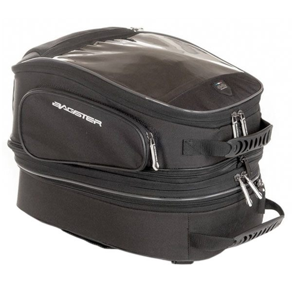 Bagster Travel Evo 31Ltr Tank Bag - Black