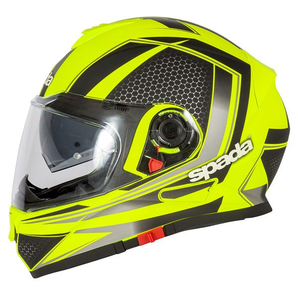 Spada RP-One - Renegade Black/Yellow
