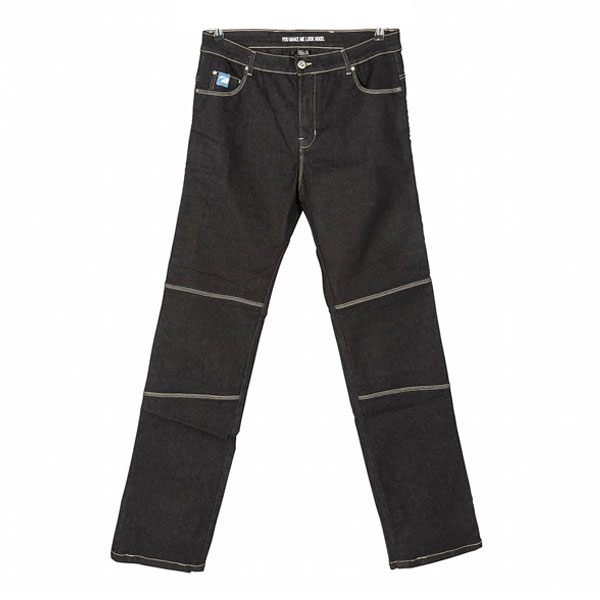 Spada Rigger Selvedge Denim Jeans - Blue