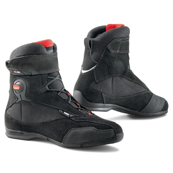 TCX X-Cube Evo Waterproof Boots - Black