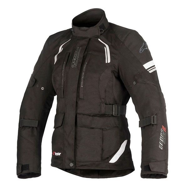Alpinestars Andes V2 Drystar Ladies Jacket - Black