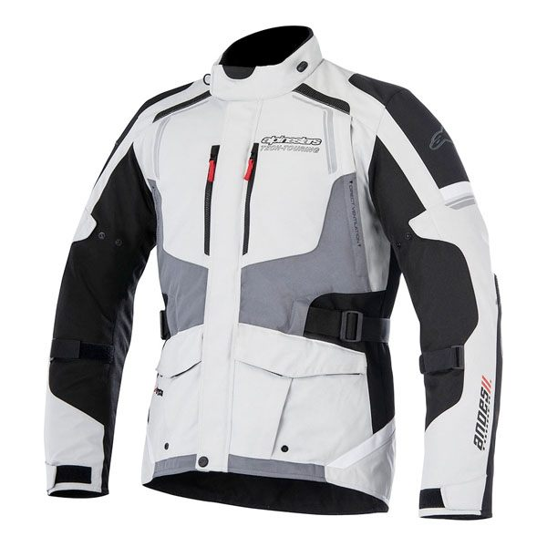 Alpinestars Andes V2 Drystar Ladies Jacket - Grey